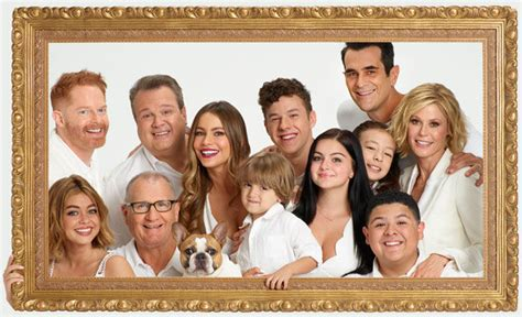 modern family season 8 modern family facing the axe cast contracts come to an end daily