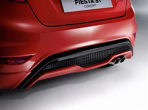 2018 Ford Fiesta St Concept Autobloggr