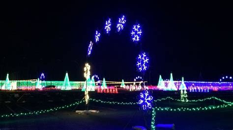 top 10 best places in utah to see christmas light