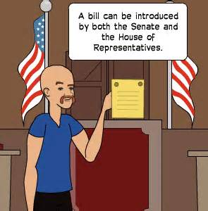 introducing bills part 1 by osta pixton comics With in the senate bills are brought to the floor by