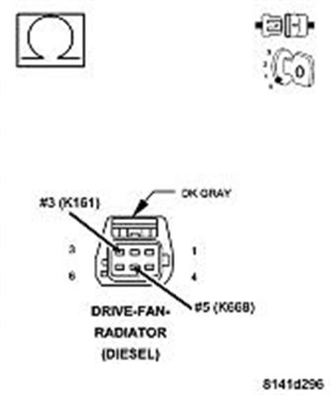 Fan Clutch Working Dodge Diesel Truck