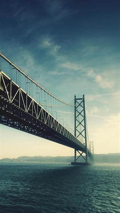 Wallpapers Bridge Htc Sea Untuk Gambar Galaxy