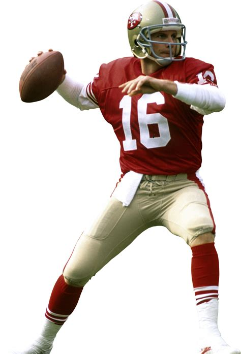joe montana plain  joe montana football joe