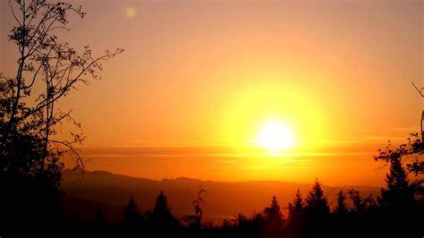 vancouver sunrise time lapse youtube