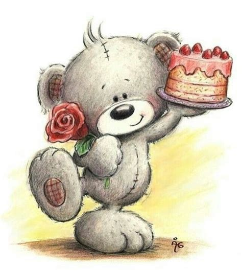 painting tatty teddy cute teddy bears cute drawings