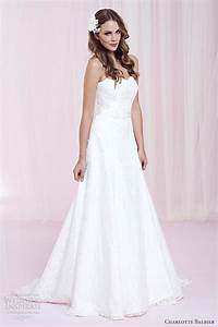 charlotte balbier wedding dresses romantic decadence With charlotte wedding dress
