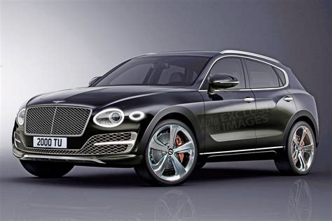 bentley suv new baby bentley bentayga to help double bentley sales