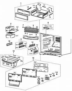 Samsung Rf197acrs Refrigerator Wiring Diagrams