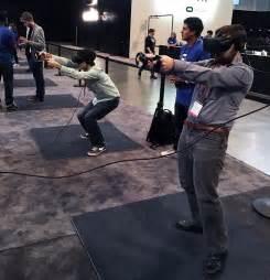 Oculus Touch Room Setup