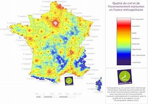 Carte France Pollution : comprendre nos actions locales carte de france de la pollution lumineuse anpcen ~ Medecine-chirurgie-esthetiques.com Avis de Voitures
