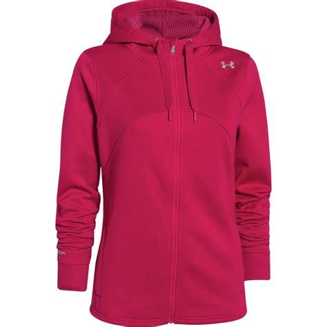 armour coldgear infrared isa zip hooded fleece