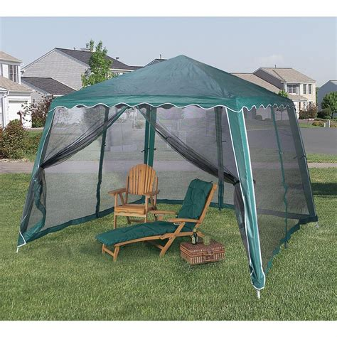 canopy tent academy 10 1 2x10 1 2 academy broadway screen house green