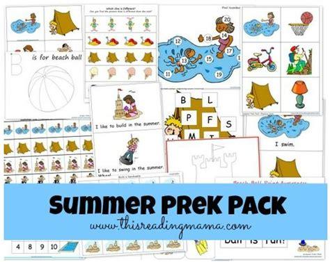 free summer prek printable pre k end of year preschool kindergarten preschool