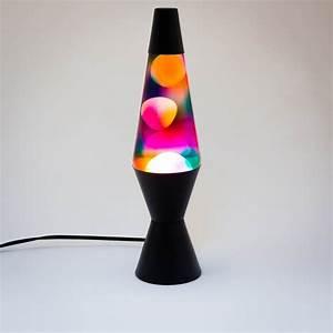 Graffiti Lava Lamp