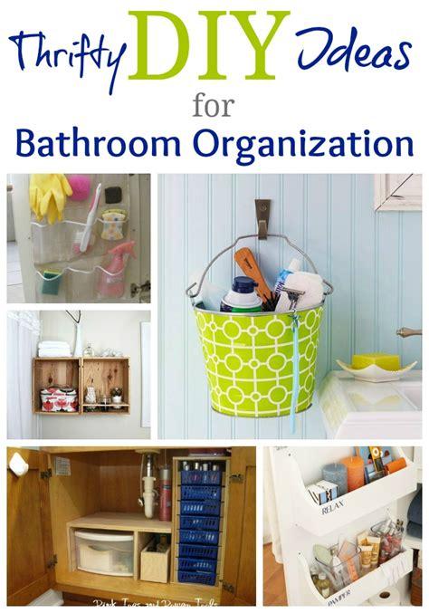 bathroom organization ideas bathroom organization ideas