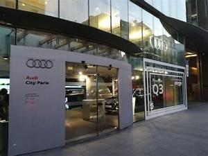 Audi Paris Est : audi city paris c 39 est fini l 39 argus pro ~ Medecine-chirurgie-esthetiques.com Avis de Voitures
