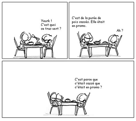 blague sur la cuisine blague pourrie du lundi pincess bd bande dessinée