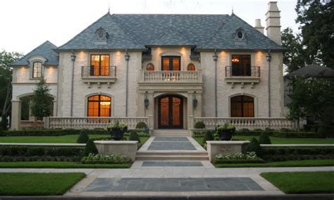 chateau style homes provincial style homes style homes