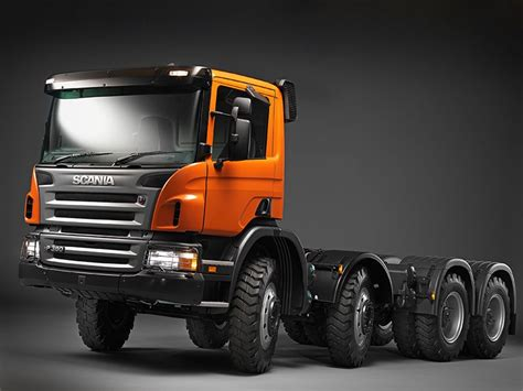 scania p  truck review