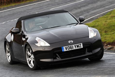 nissan  roadster gt auto review bmw   rivals