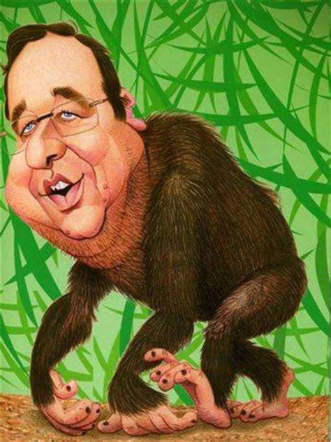 Scimmia Sedere Rosso by Des Politiques Caricatur 233 S En Singe Ou Autres D 233 Lit D