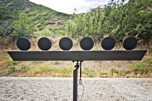product action target introduces  sport plate rack action target