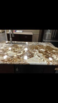 granite counter tops and brown on