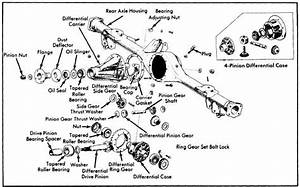 Toyota Solid Axle Diagram