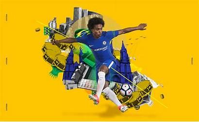 Chelsea Nike Willian Ya Kits Fc Jezi