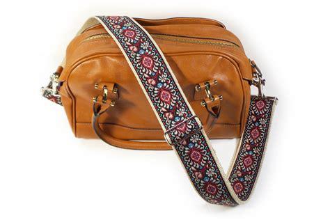 confident journal refashioning trend update    diy guitar strap   purse