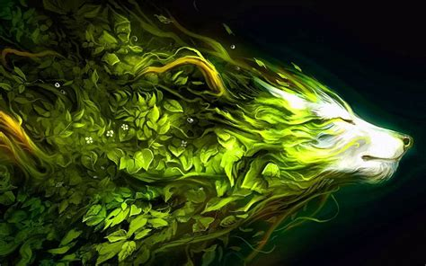 Magic Wolf Wallpapers - Wolf-Wallpapers.pro
