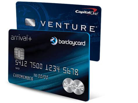 How do the capital one venture card and ventureone card stack up to other miles credit cards? Capital One Venture Card vs the Barclaycard Arrival Plus ...