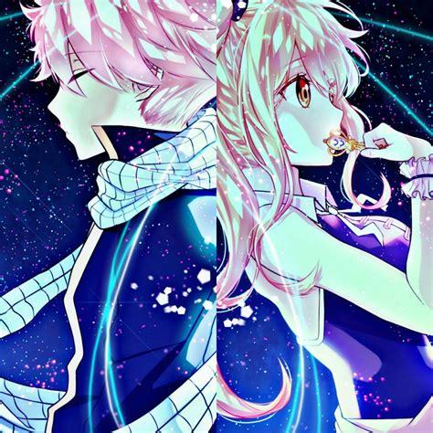 fairytail anime natsu lucy nalu fanart