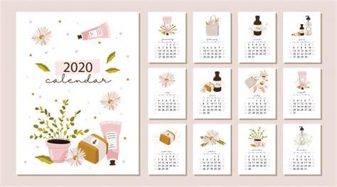 calendar vector premium