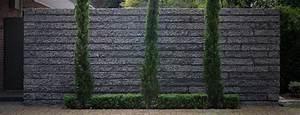 Zäune Beton Sichtschutz : sichtschutz z une mobau wirtz classen gmbh co kg ~ Sanjose-hotels-ca.com Haus und Dekorationen
