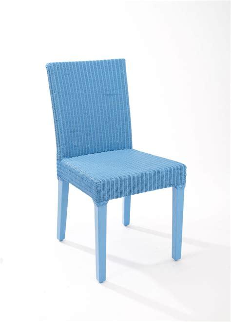 chaise loom chaise dossier bas en loom brin d 39 ouest