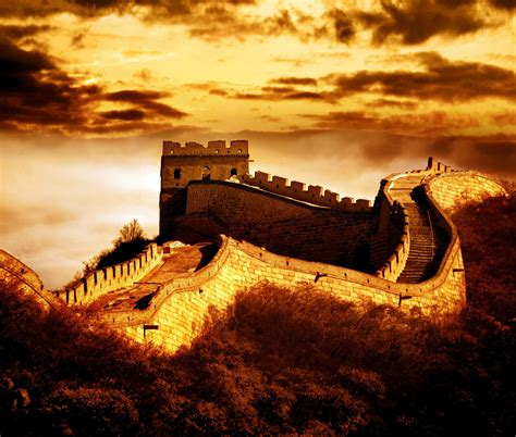 Great Wall Of China Travel Information About Location