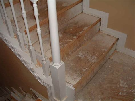 Stair Coverings Other Than Carpet Epoxy Wood Stairs