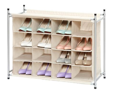 Shoes Organizers : Best Floor Shoe Rack Storage Organizer Reviews