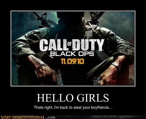 Call Of Duty Black Ops 2 Memes - cod gamer girl quotes quotesgram
