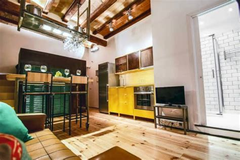 tiny apartment features big upcycled interior design ideas