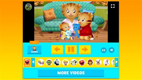 pbs kids launches   tv video stream community