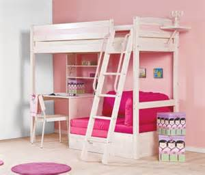 Bunk Bed with Desk Underneath, The Best Furniture for Your Children   Home Interiors