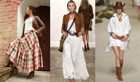 Country Style In Clothes (50 Images In Country Style