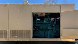 Like New Elliot Magnetek 500rd Diesel Generator 500 Bt12j893