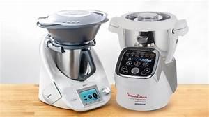 Thermomix Avis Negatif : bimby tm5 e cook key vs moulinex i companion duelo de ~ Melissatoandfro.com Idées de Décoration