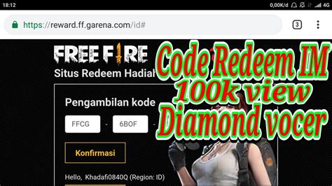Free fire is a game with a huge player base, the game has over 500m+ downloads on google play store and hence most of the famous nicknames are confirmed. Kode Redeem Free Fire - Garena Free Fire - YouTube