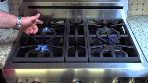 "Thermador 30"" Professional Series Pro Harmony Gas Range At Caplan's Appliances Youtube"