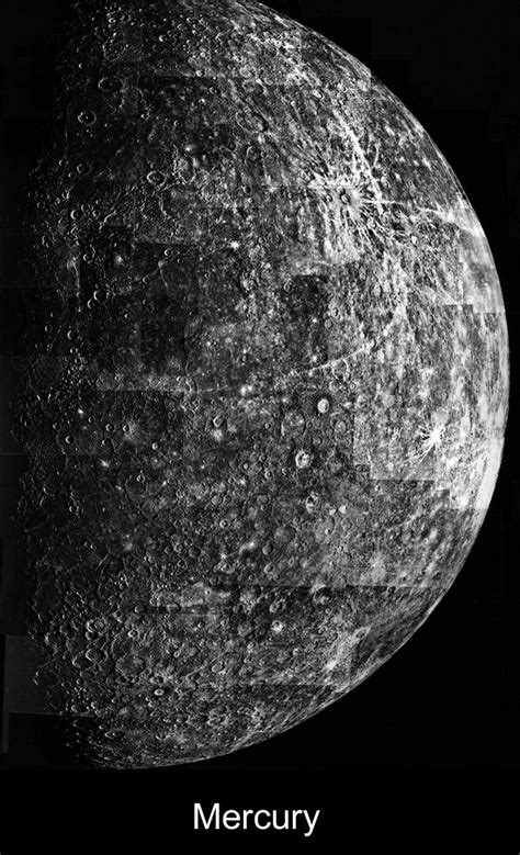 Mercury Planet Solar System