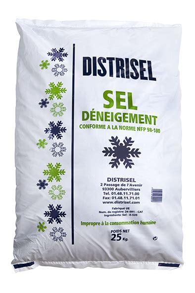 sel de déneigement sel de deneigement 25kg ile de diffusion